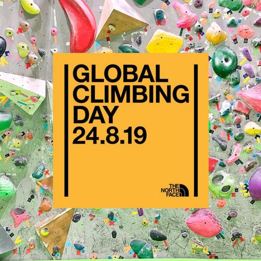 GLOBAL CLIMBING DAY