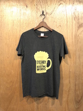ALL GOOD TIMES T-SHIRTS : BEER